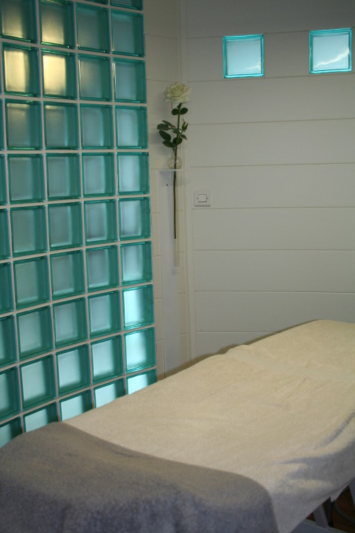 une cabine de soin