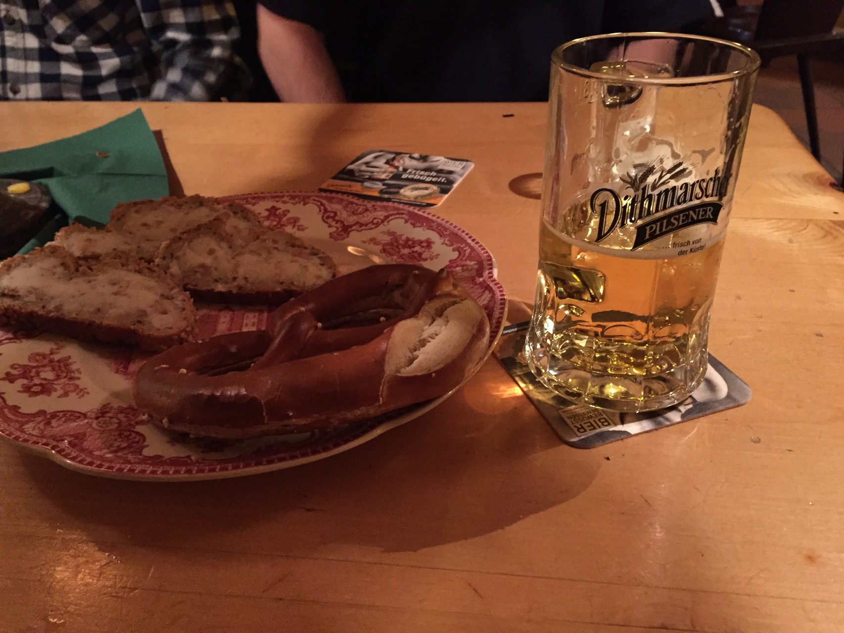 Dithmarscher Brauereibesichtigung 2015