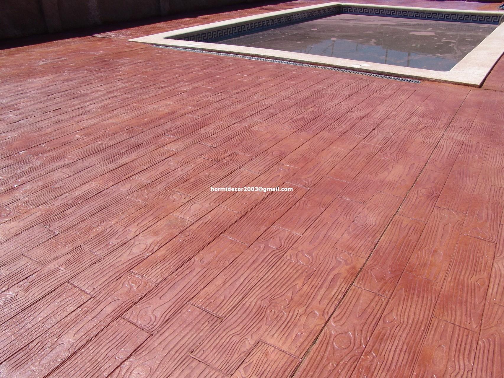 Pavimento de hormigon tarragona elegant hormigon impreso for Hormigon impreso girona