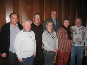 Der Vorstand 2014