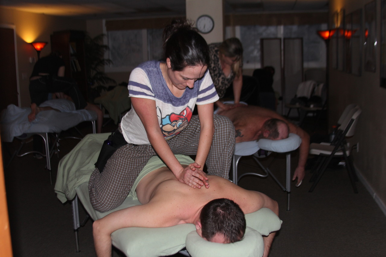 couples massages what to expect