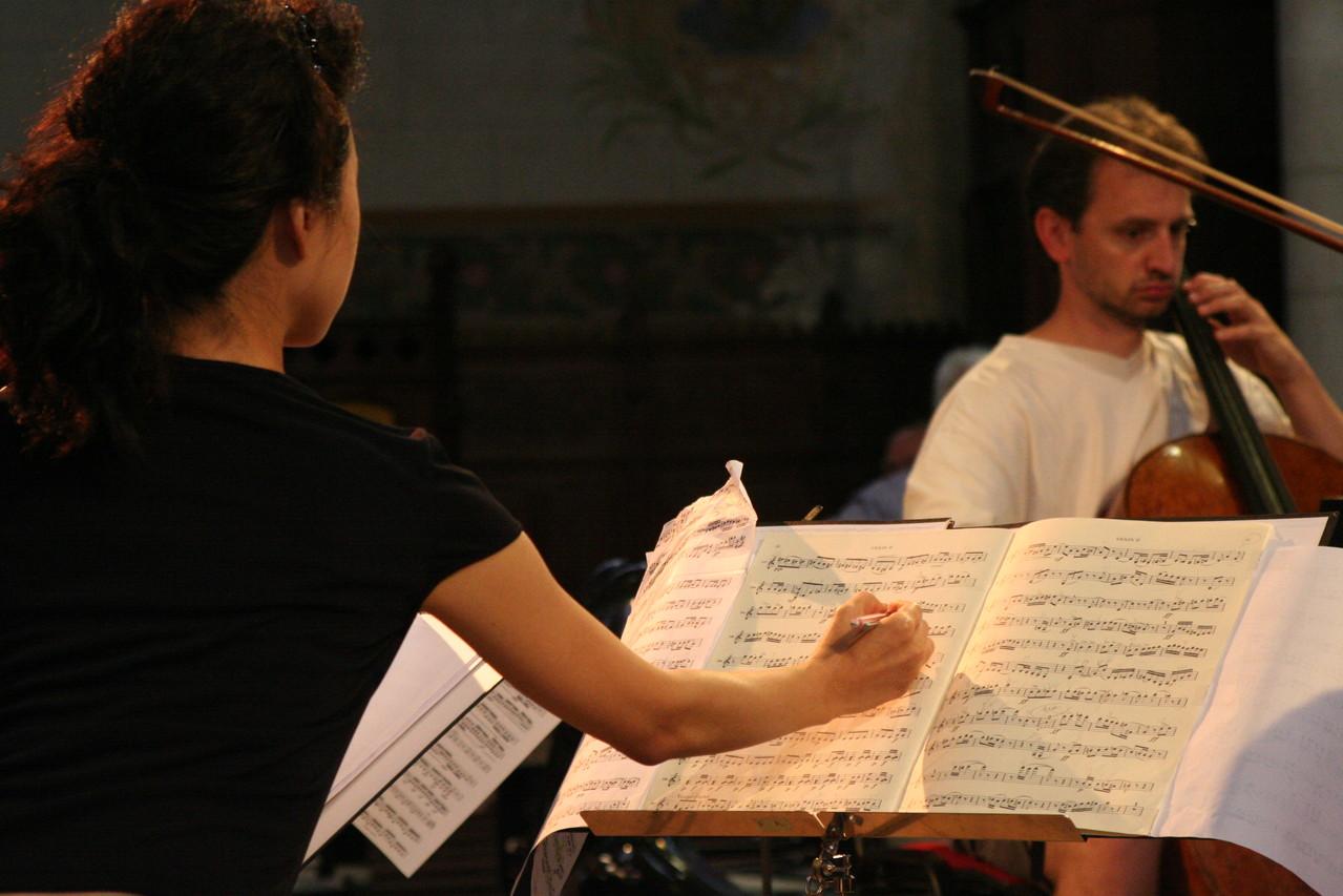 rencontres franco-américaines de musique de chambre