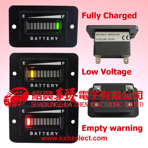 Battery Indicator-HT0624F
