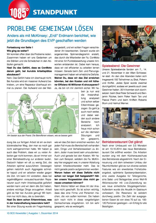 Konzeption & Gestaltung für BKM Hamburg