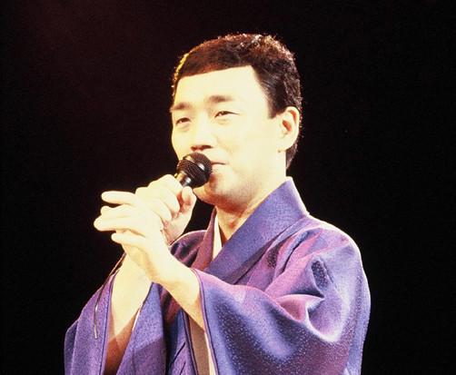 昭和61年デビュー10周年ファイナルコンサート両国国技館