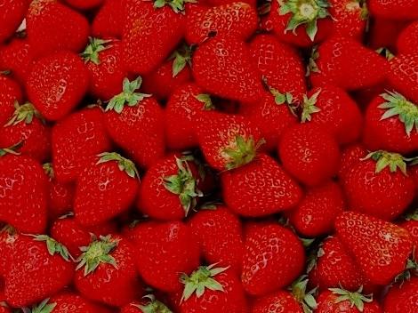 10 de Junio, el Día de la Fresa.