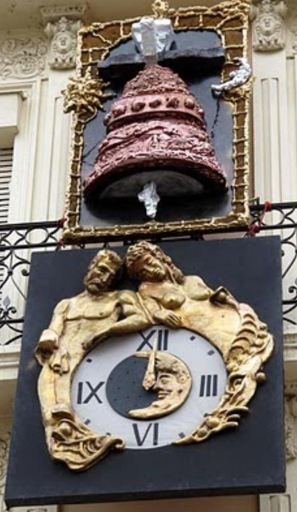 El Reloj de San Bernabé.