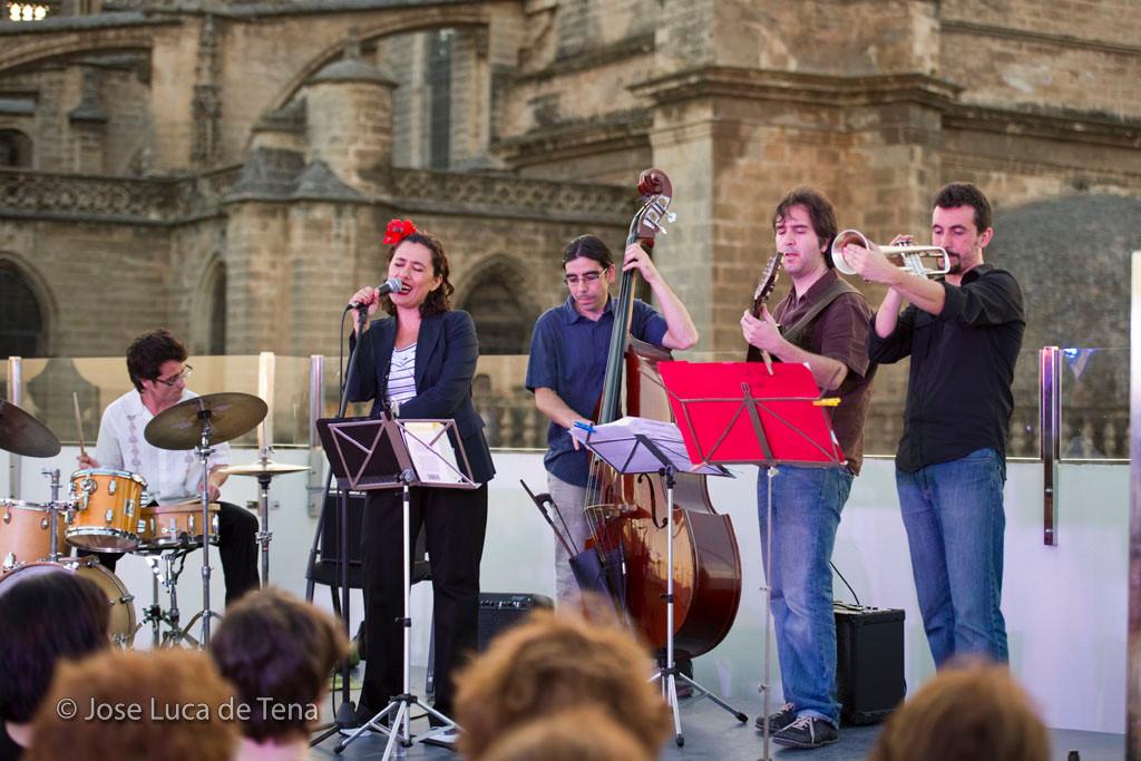 BLOOMSDAY. JUNIO. SEVILLA 2012.FOTOS: JOSE LUCA DE TENA.
