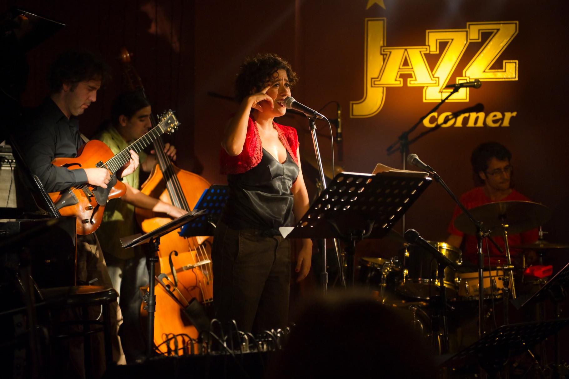 QUINTETO. JAZZ CORNER, SEVILLA. NOVIEMBRE 2010 (fotos: Jose Luca de Tena)
