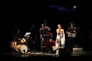 QUINTETO. FESTIVAL DE JAZZ DE ANTEQUERA, MALAGA. MAYO 2010