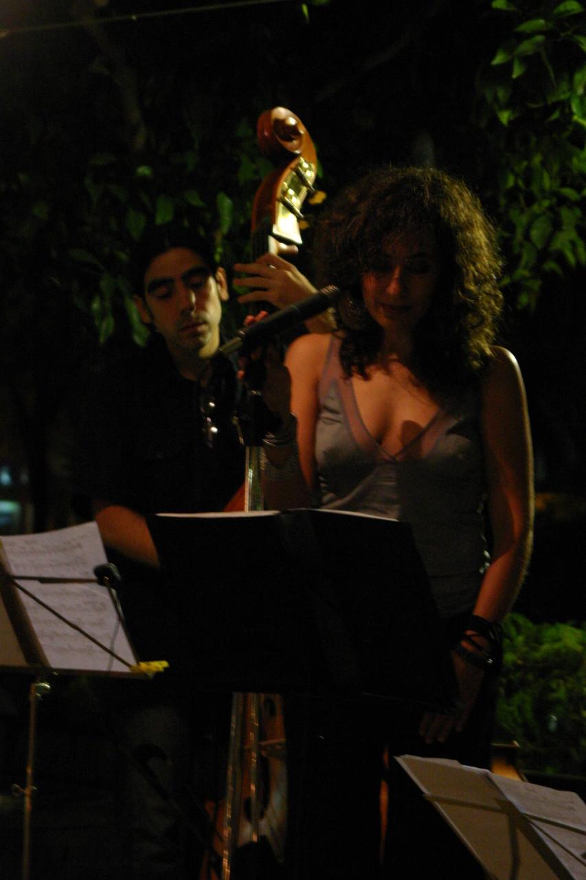 CORDELIA JAZZ TRIO . SEVILLA 2007