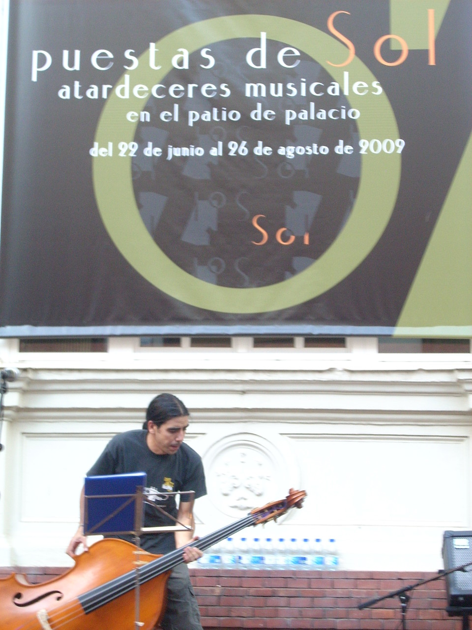 JAVIER DELGADO. CICLO PUESTAS DE SOL. PALENCIA. VERANO 2009