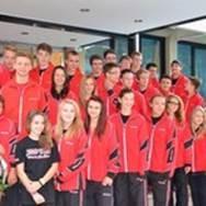 Das Österreichische Jugend und Junioren National Team