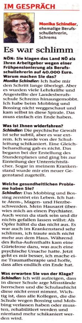 Quelle: NÖN 16/2014