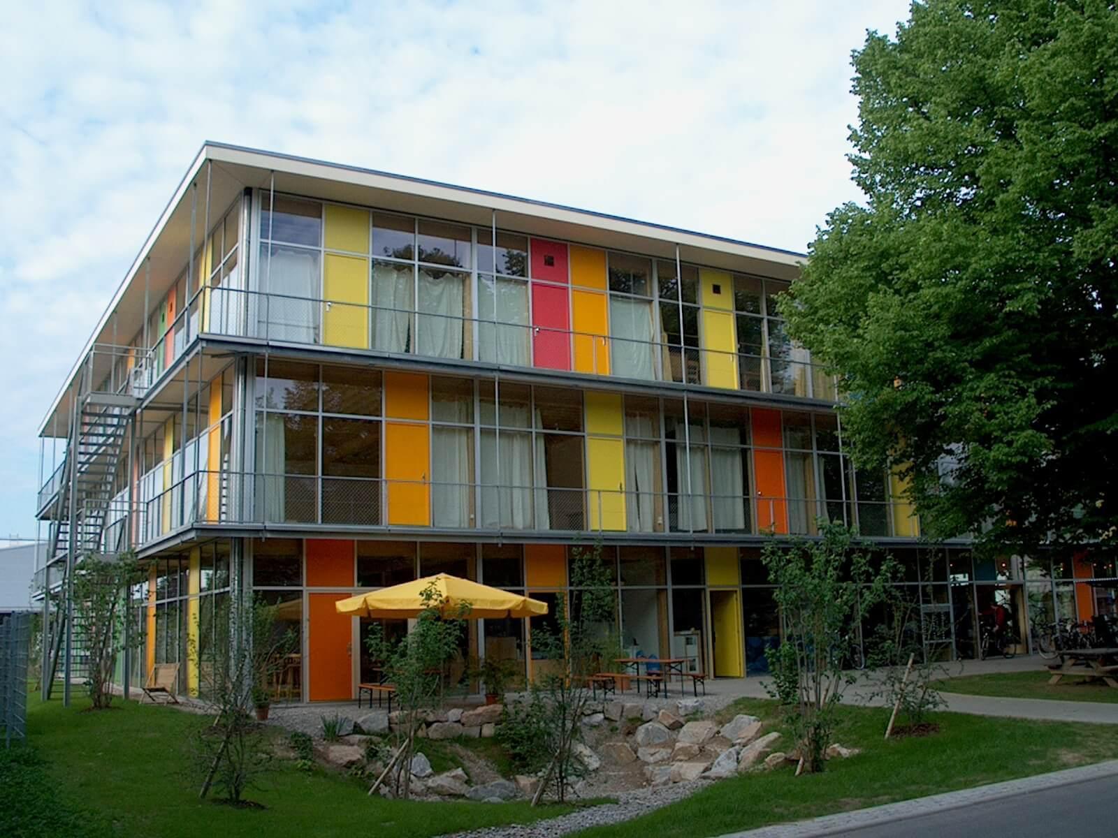 Architektur Freiburg projekte im stadtteil vauban http bross kurzenberger de