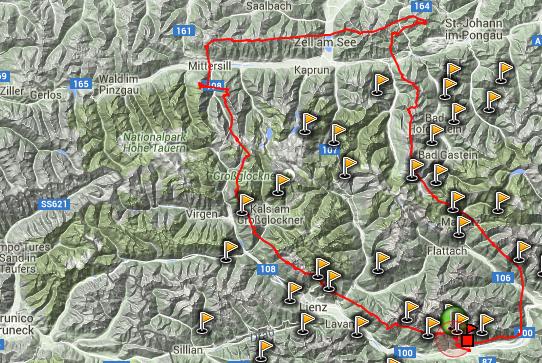 erste Alpenhauptkammquerung