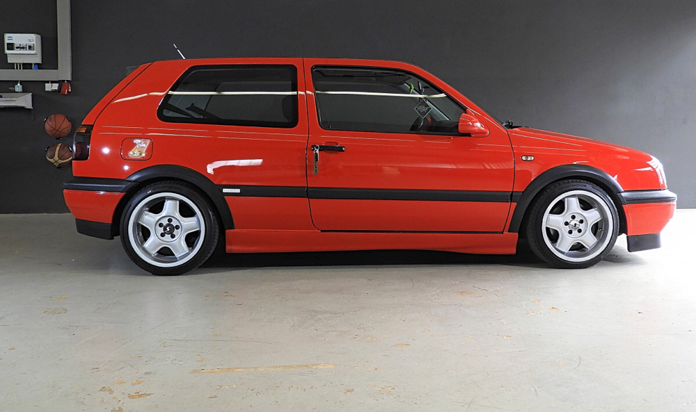 Golf GTI Edition MK3