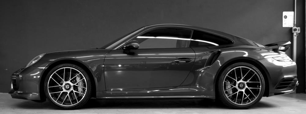 Porsche 991 Turbo S Keramik Versiegelung