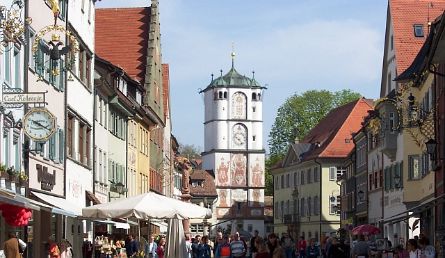 Wangen im Allgäu (Altstadt)