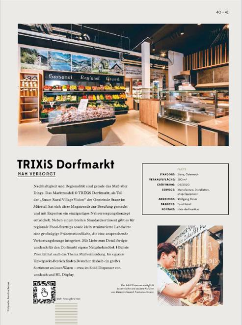 International Magazine for Retailing and Shop-Design Vol. 153 umdasch