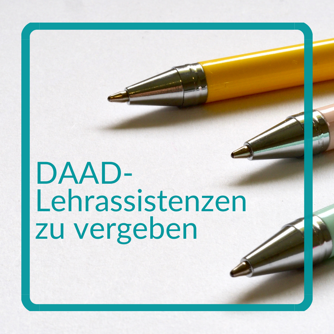 DAAD Lehrassistenzen 2022/2023