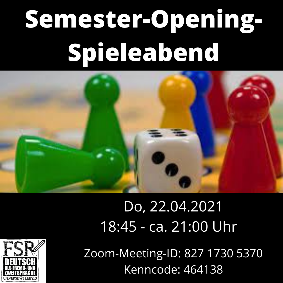 Semester-Opening-Spieleabend