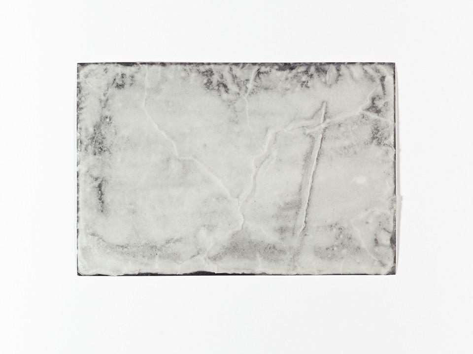 © Julia Knabbe, object 3, sugar coating on photo paper,9 x 13 cm, 2012