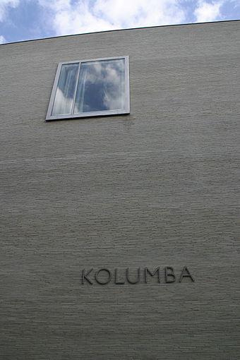 Kolumba - Ein Museum wie ein Berg