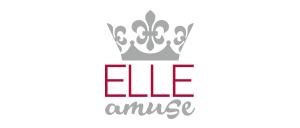 Elle Amuse – Visual Identity inkl. Logo, Webseite und Drucksachen