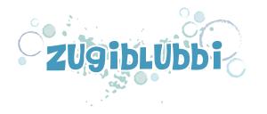 Zugiblubbi – Visual Identity inkl. Logo und Drucksachen