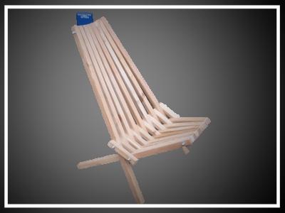 Holzklappstuhl