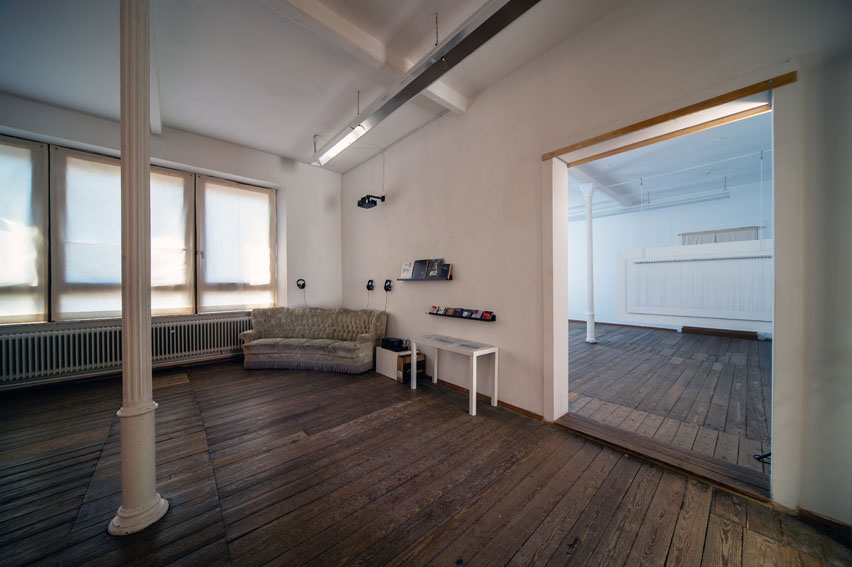 1. Stock, 1. Raum, Audiothek (Foto: Wolfgang Claus)