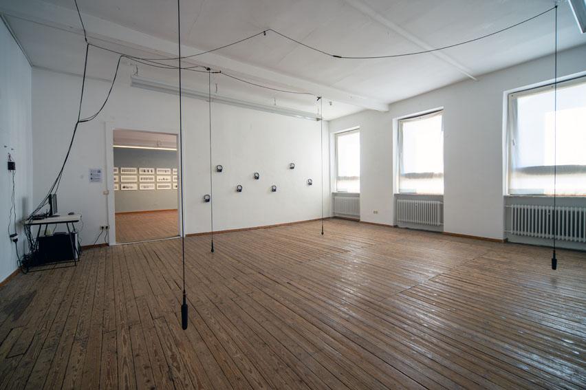 2. Stock, 2. Raum, Eckhard Kuchenbecker und Lasse-Marc Riek, Wood (Foto: Wolfgang Claus)