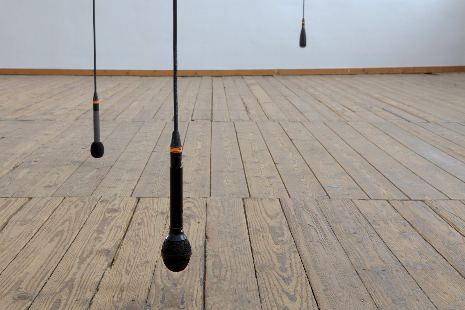 2. Stock, 2. Raum, Eckhard Kuchenbecker und Lasse-Marc Riek, Wood
