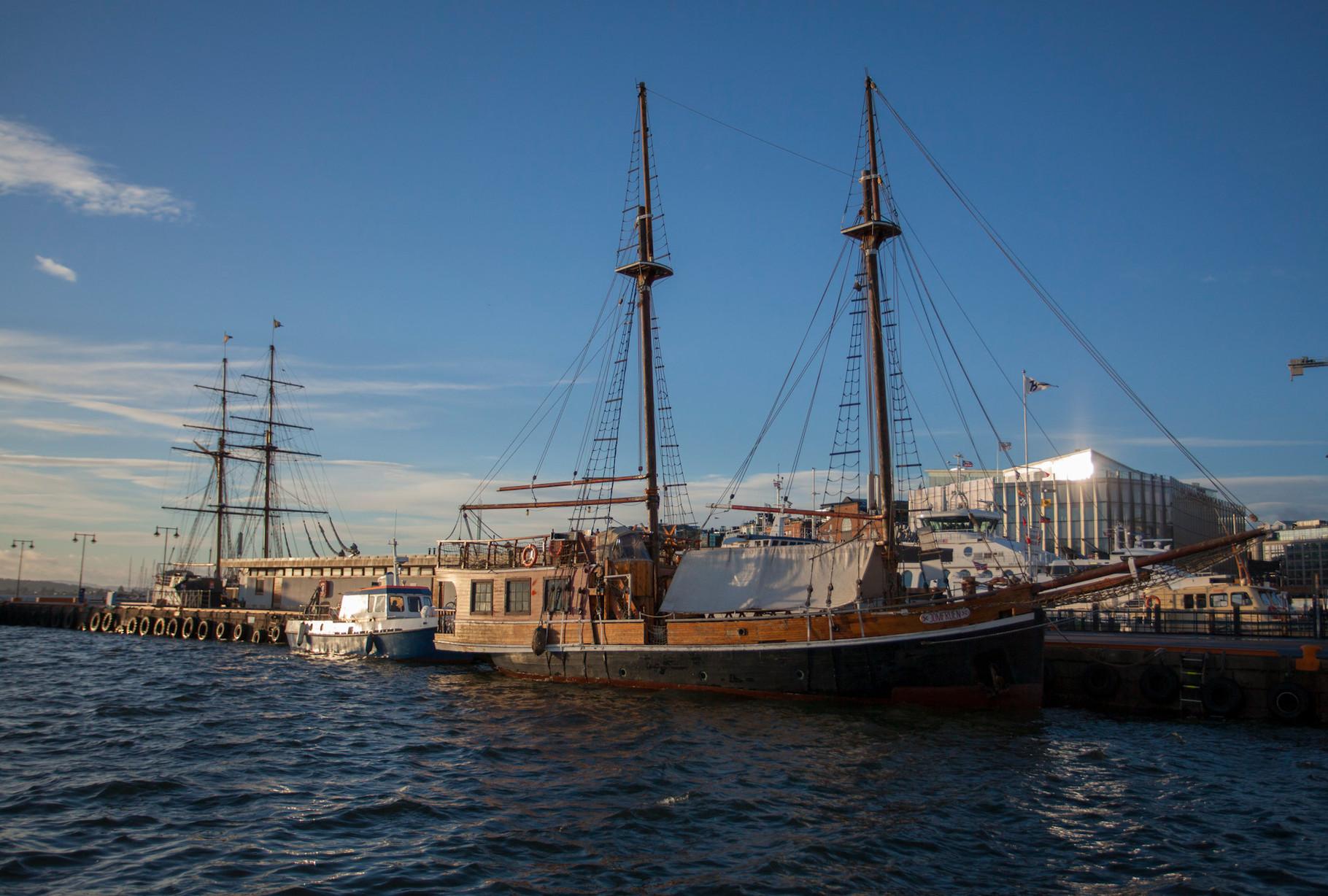 Port d'Oslo