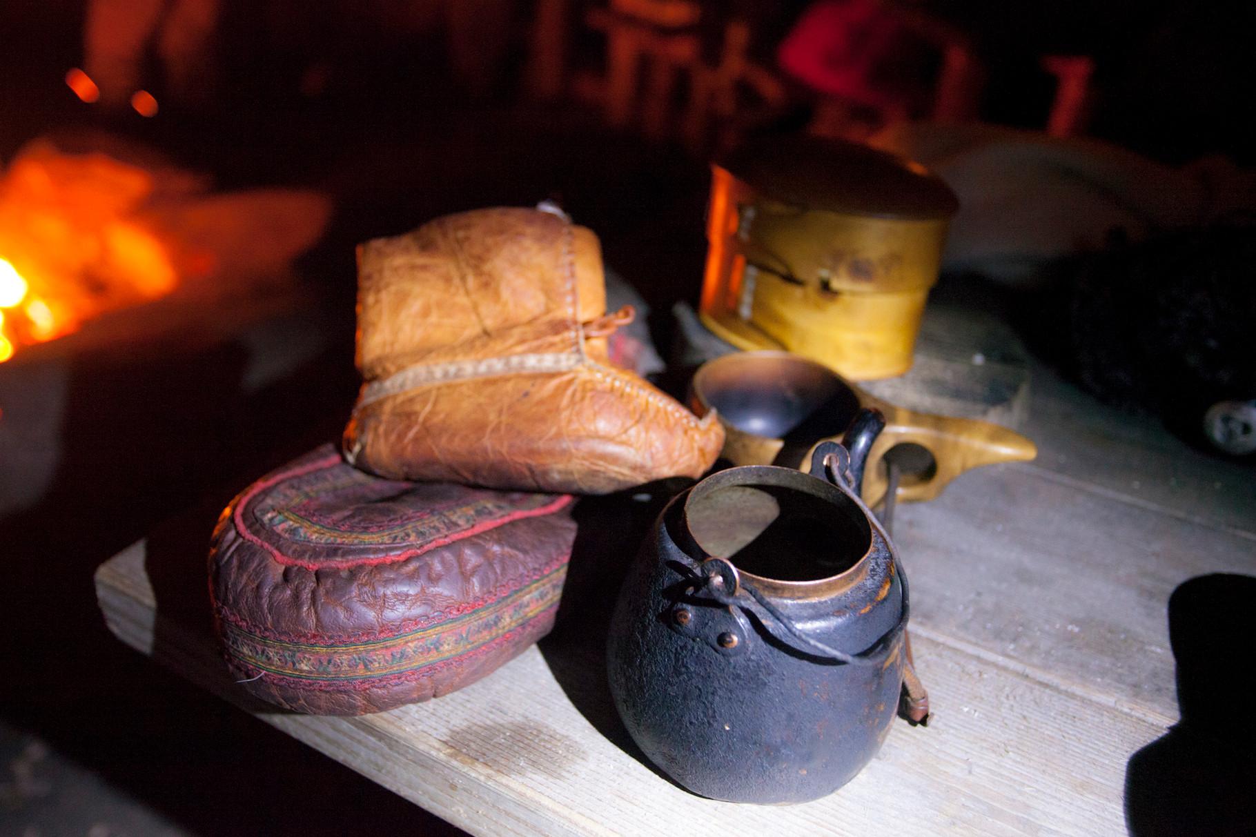 Bibelots de la culture sami