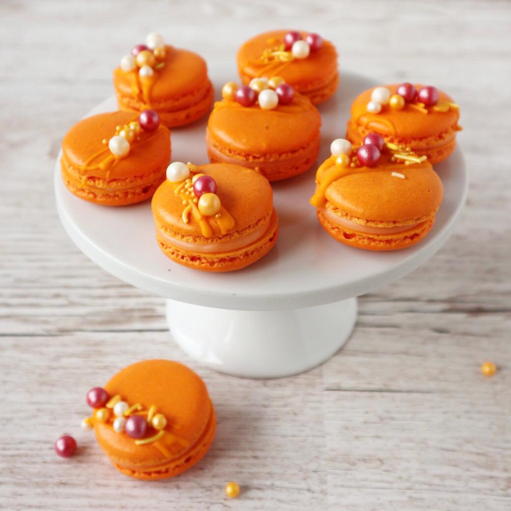 Grundrezept Macarons