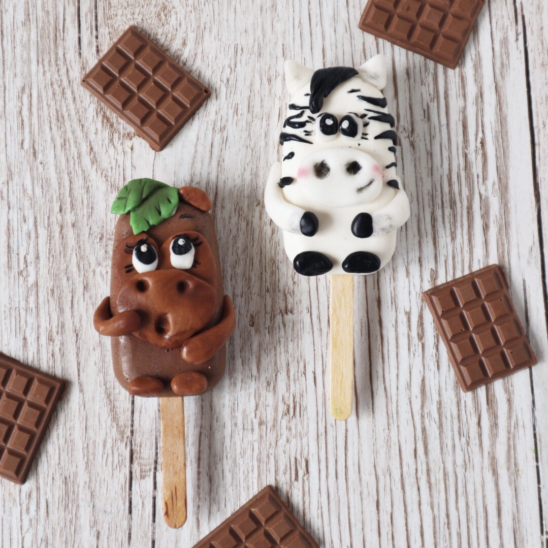 Dschungel Cakesicles Teil I