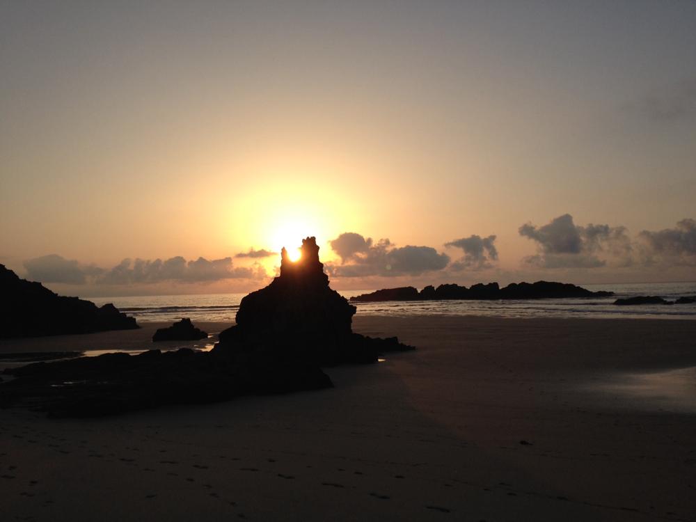 KaSa-Yoga.eu , Yoga am Meer, Meditation, Entspannung, Sonnenuntergang