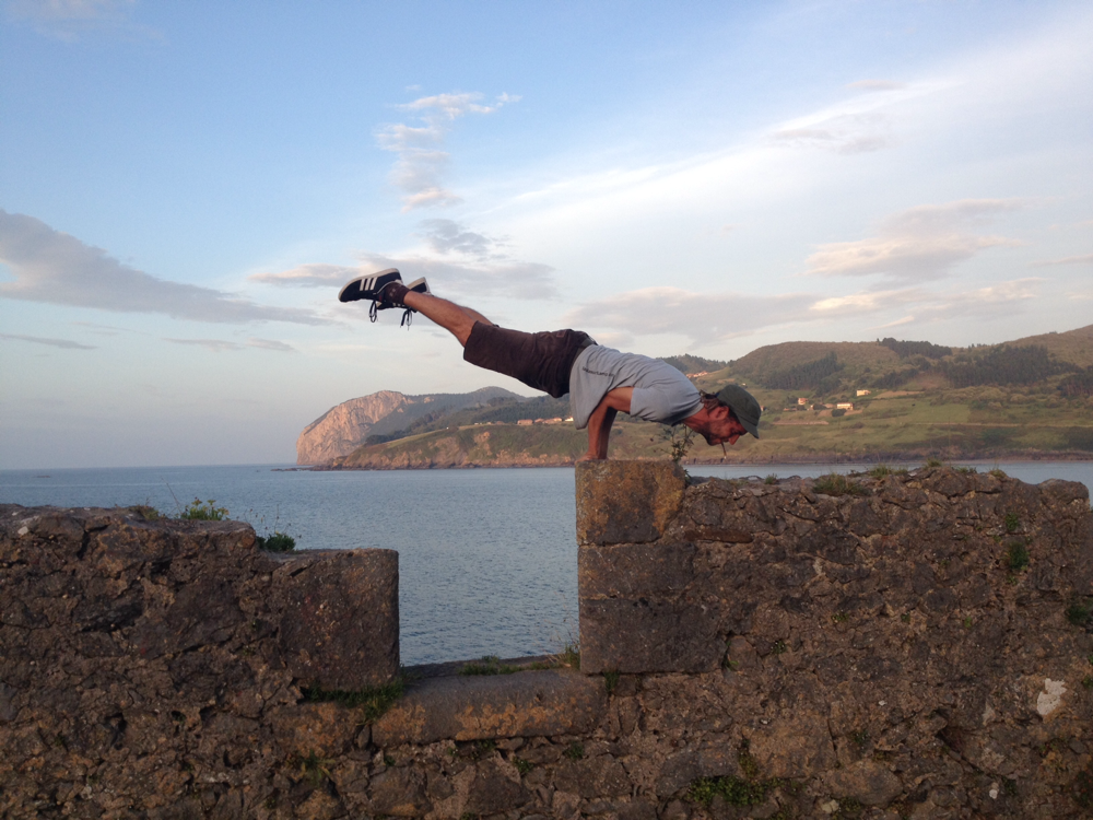 Pfau, Yoga am Meer, lebe leicht und unbeschwert, KaSa-yoga.eu