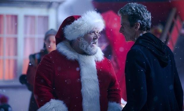 Doctor vs. Santa