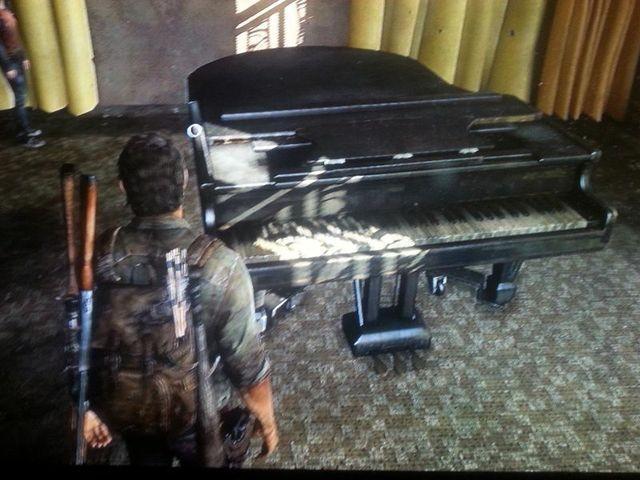 Ein Klavier