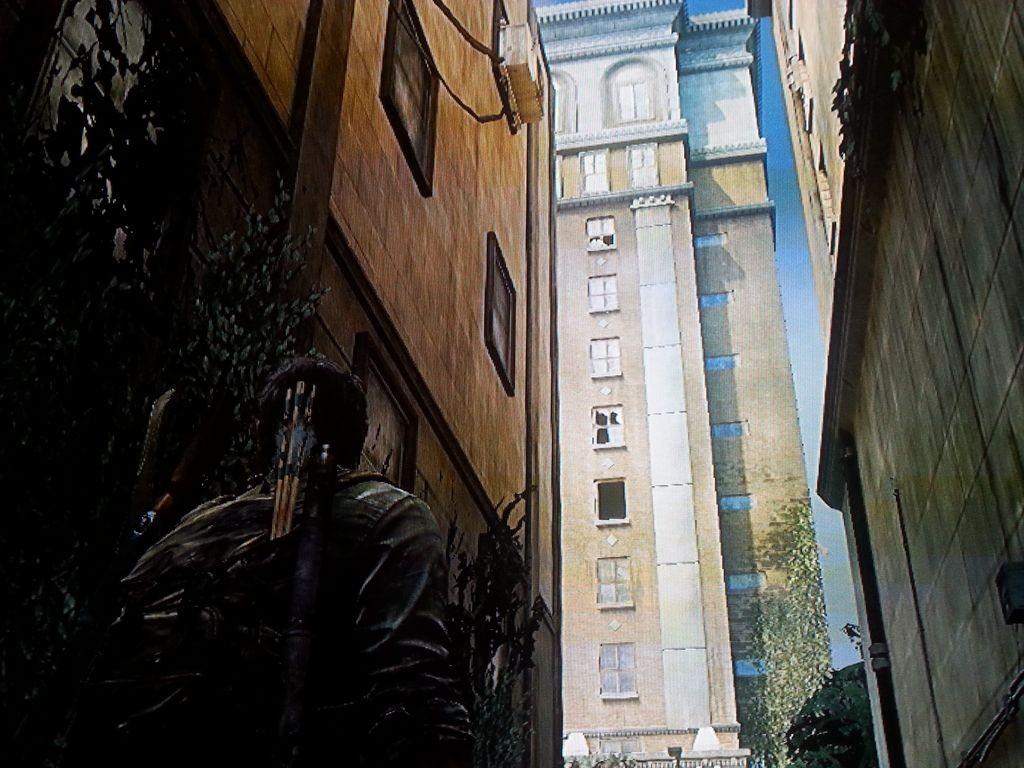Hohes Gebäude