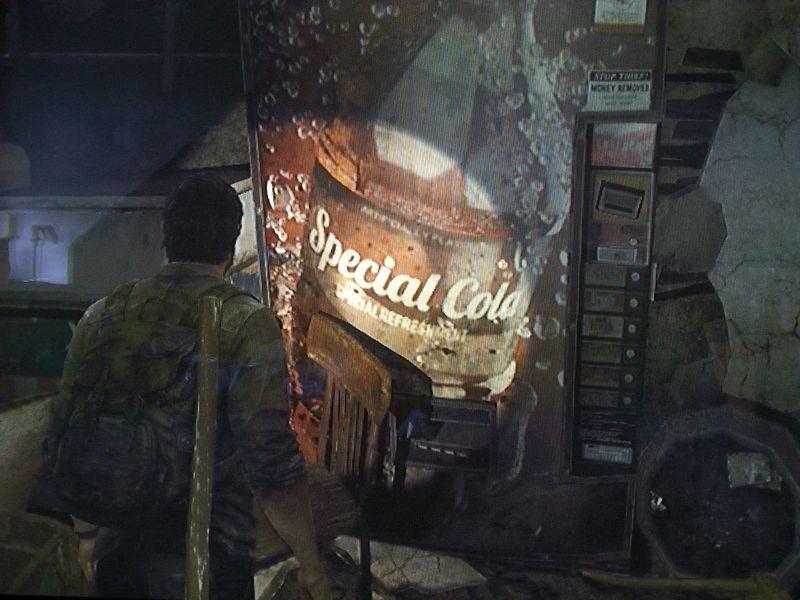 Jetzt ne Coke...