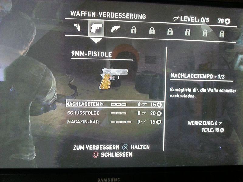 Waffen-Upgrade