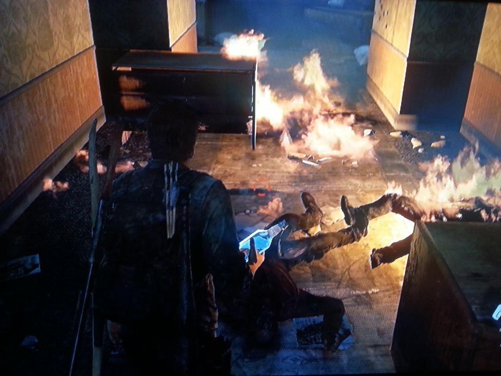 Wir sind ganz Feuer und Flame für die Hunter!