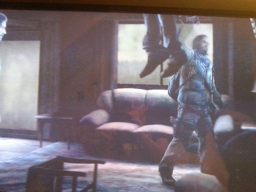 Bill holt Frank von der Decke