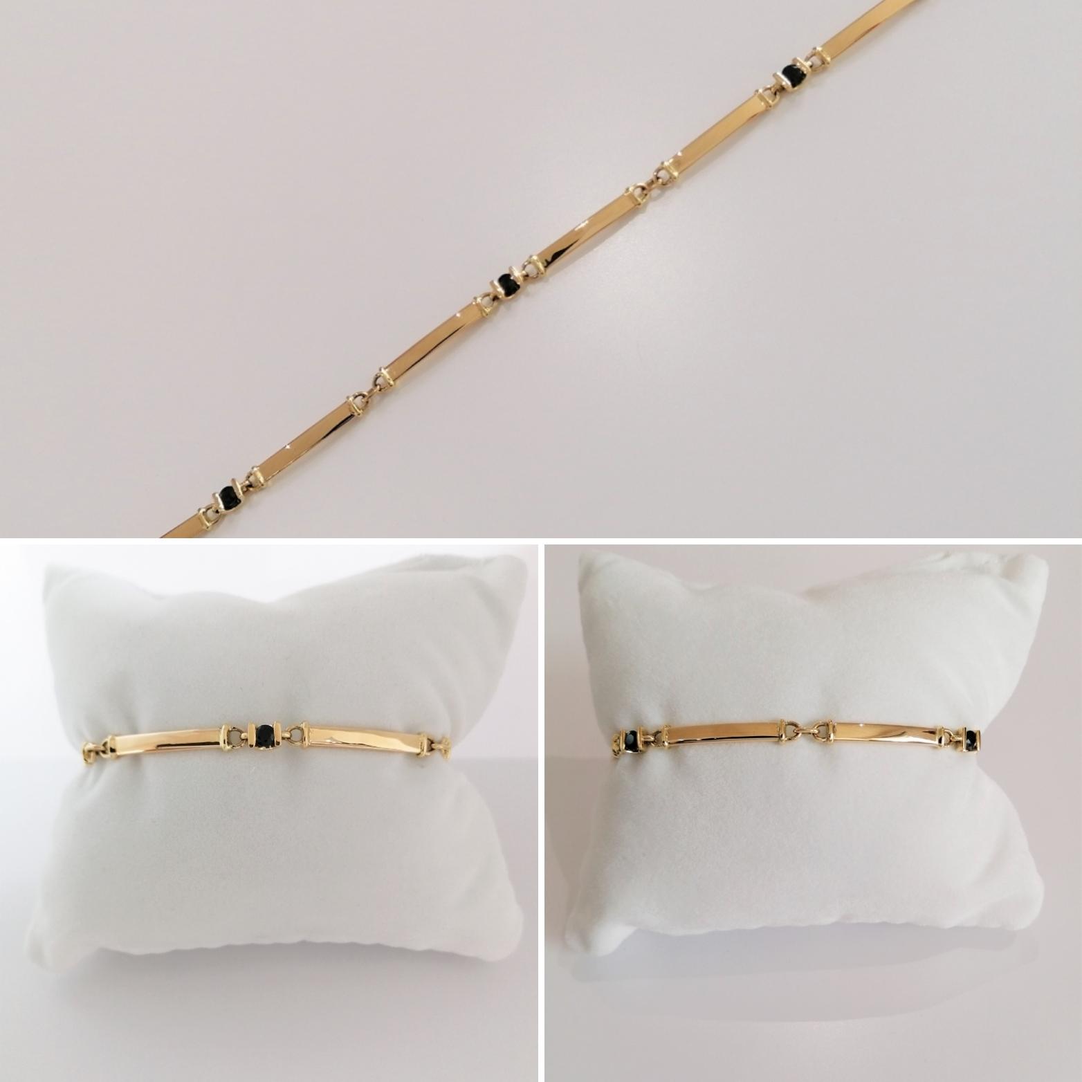 Bracelet semi rigide