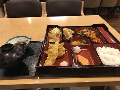 必ずサウナで食べる幕の内弁当!!