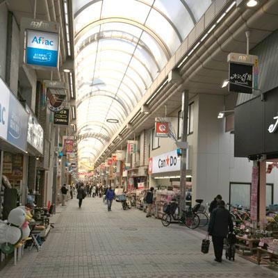パルム商店街